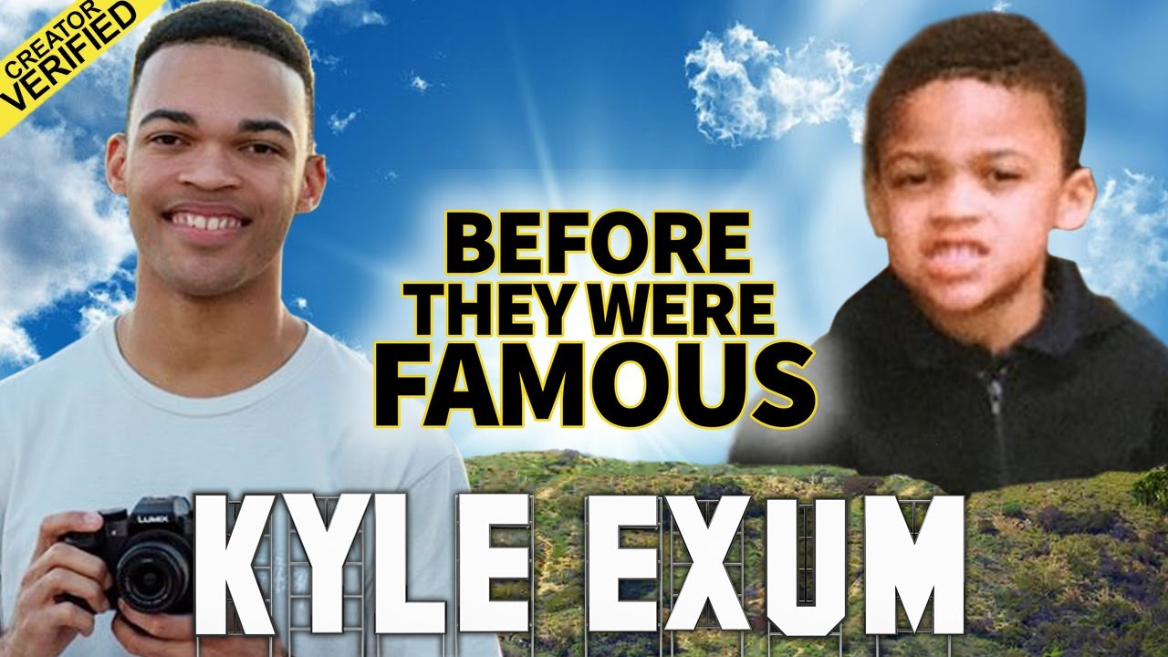 Kyle Exum | Before They Were Famous | YouTuber Biography