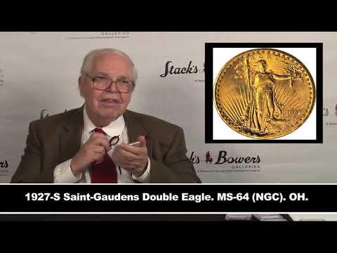 1927 S Saint Gaudens Double Eagle
