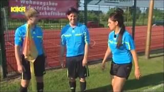 KIKA LIVE - Ben und Jess als Schiedsrichter