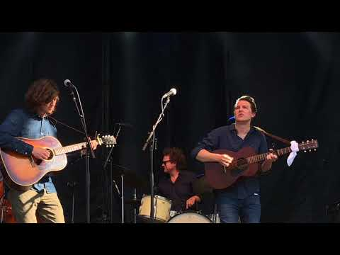 Milk Carton Kids - Wish You Were Here (Pink Floyd Cover) -  live at Arroyo Secco 2018 mp3