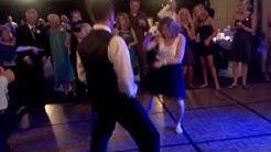Bad dancing ends hilarious