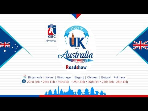KIEC | Study In Australia & UK Roadshow 2020