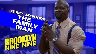 Terry Jeffords The Family Man | Brooklyn Nine-Nine