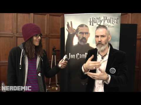 Jon Campling Interview - Oxford Comic Con 2016