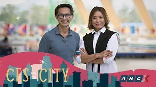 An Insider's Tour of the Controversial PHP 13.5 Billion New Clark City - Ces & The City Ep.5 | ANCX
