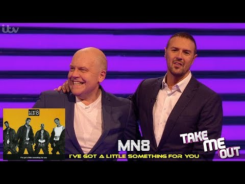 MN8  - I've Got A Little Something For You - Featured on ITV's Take Me Out (Series 10)