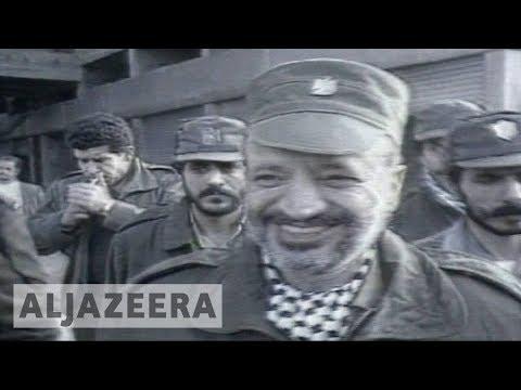 Palestine's Intifada Marks 30th Anniversary