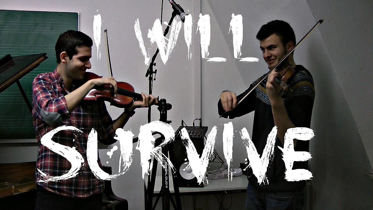 I Will Survive - Gloria Gaynor Violin Cover
