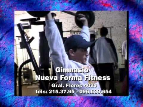 Nueva Forma Fitness, intercanaltv.com, Cerrito, Montevideo, Uruguay