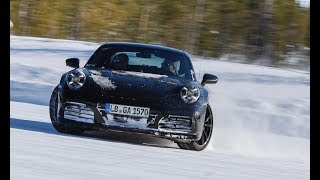 💥2020 Porsche 911(992): Testing from the mundane to the extreme !!