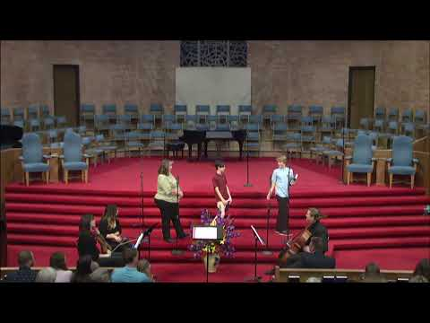 Committing This Day | Children's & Youth Choirs | May 5, 2019
