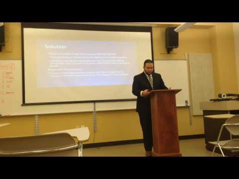 Marc Leon - Tax Reform