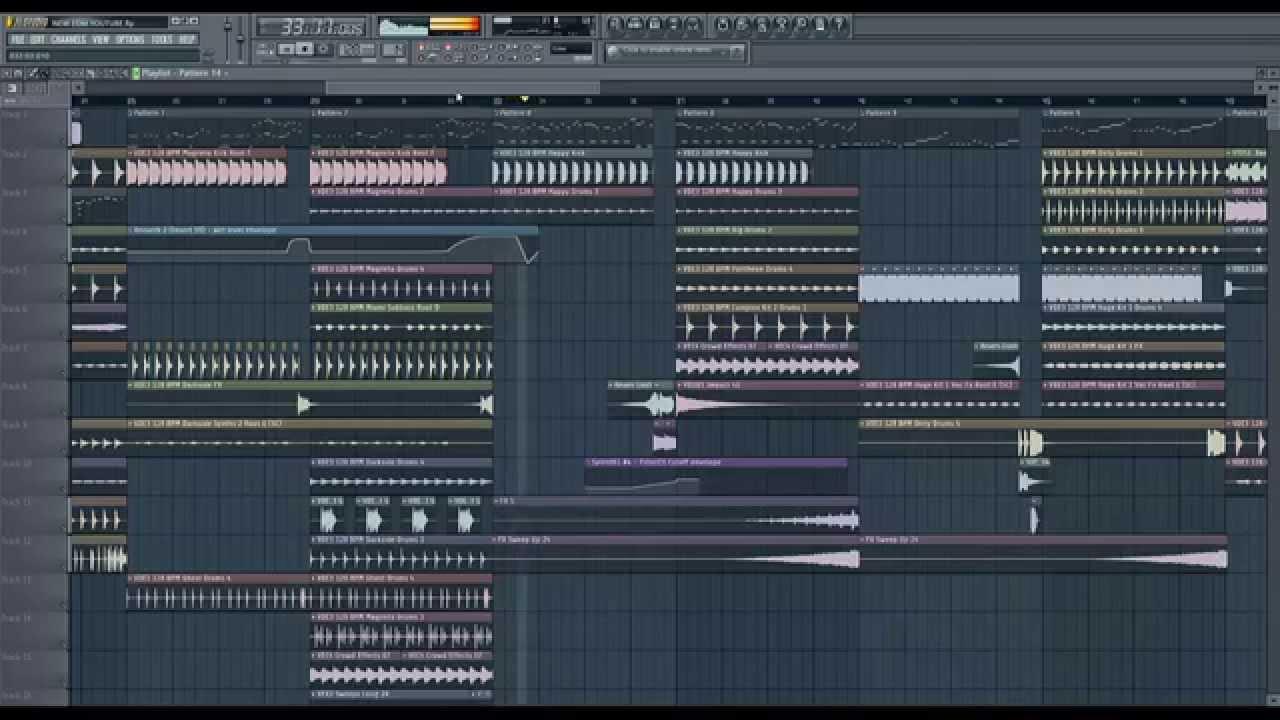 Fl studio 11 2015 tutorial 10 epic drops edm (flp download.