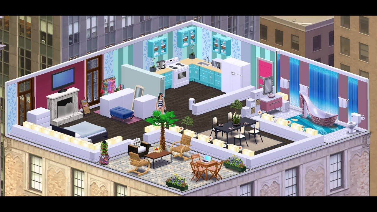 New Game Added: City Girl Life Move from a small little town to the big city to pursue your wildest dreams. Get an apartment of your very own and customize it to your heart's content. Choose from a variety of different professions for your character and show the world what you're made of. Read More.