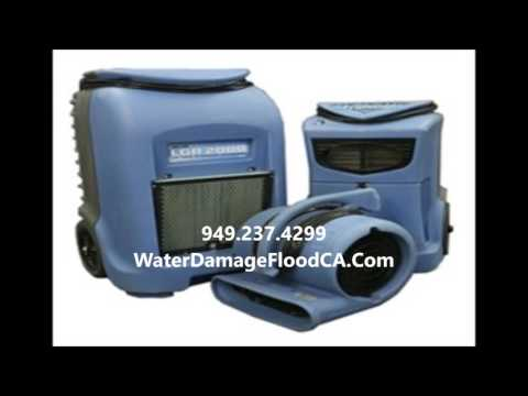 Water Damage Repair Corona Del Mar CA 949-237-4299 Discount Prices