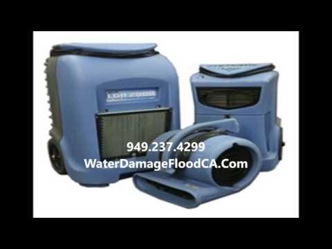 Water Damage Repair Corona Del Mar CA 949-237-4299 Discount Prices