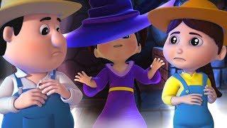 malam halloween | sajak yang menakutkan untuk kanak-kanak | Halloween Night | lagu di malaysia