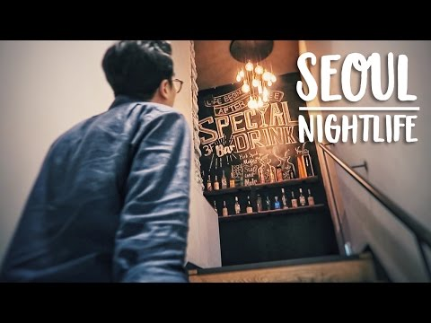 Nightlife in Korea ♦ Party at Itaewon: Seoul's International District