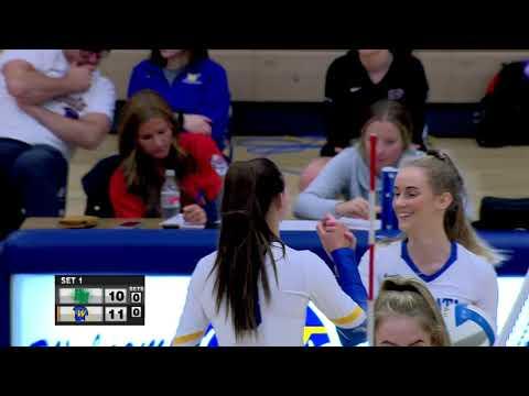 Hill-Murray vs. Wayzata Girls High School Volleyball