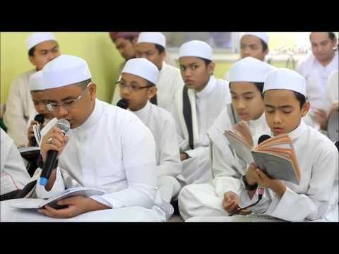 [Darul Quran Wal Hadith] - Qasidah Allah Allah Aghisna Ya Rasulullah / laka syafaah