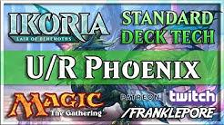 (MTG Arena) Ikoria Standard Deck Tech: U/R Phoenix