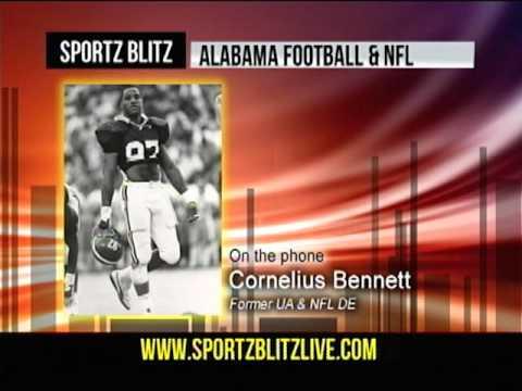 Sportz Blitz Live: Cornelius Bennett - Children