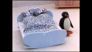 Pingu as a Babysitter- Pingu Official Channel