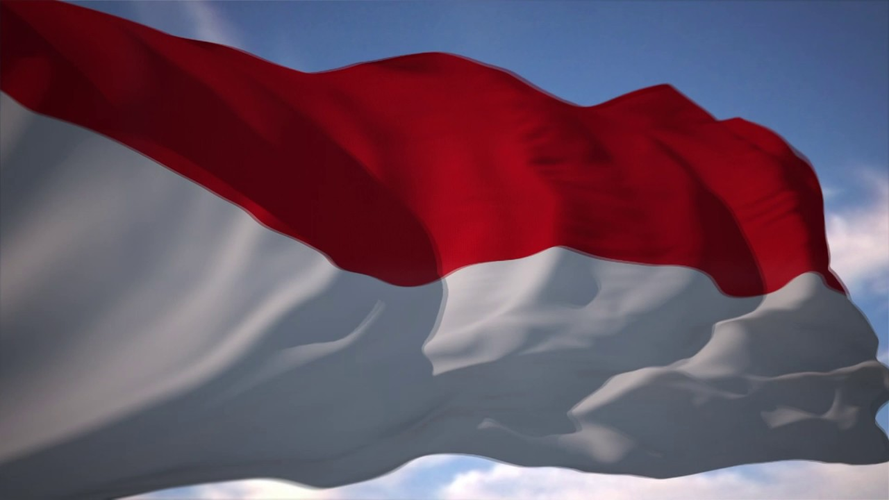Bendera Merah Putih Video Stock Gratis 1 Menit Youtube