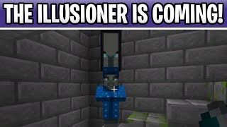 Minecraft Illusioner Coming In 1.16 Nether Update & Woodland Mansion Improvements?