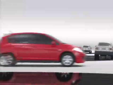 2008 Nissan Commercial in Brazil