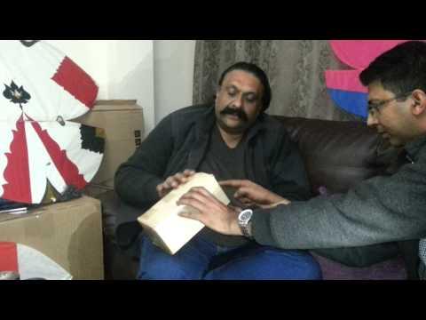 Khawaja sb & Shahzad sb on history of threads