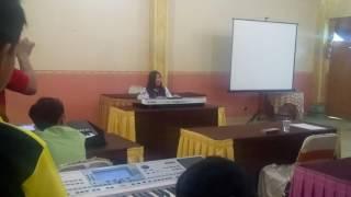 Juara 1 cipta lagu FLS2N 2016 Prov Lampung