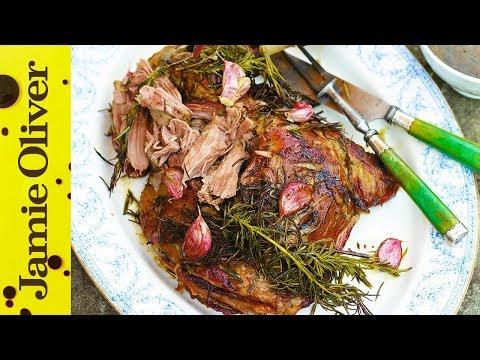 Italian Roast Leg Of Lamb | Jamie Oliver