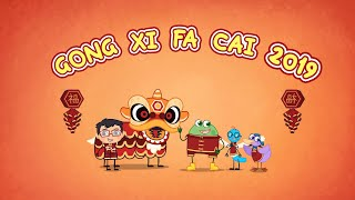 Download lagu Gong Xi Gong Xi 恭喜发财 - | Happy Chinese New Year - Songs for Kids | Hogie the Globehopper