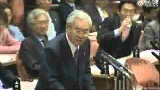 いきなり学級崩壊 ・山崎力(やまざき つとむ)参 青森 自民http://senkyo...