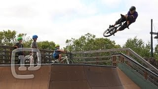 BMX Rocket Air Trick Tip With Ryan Nyquist: Getting...