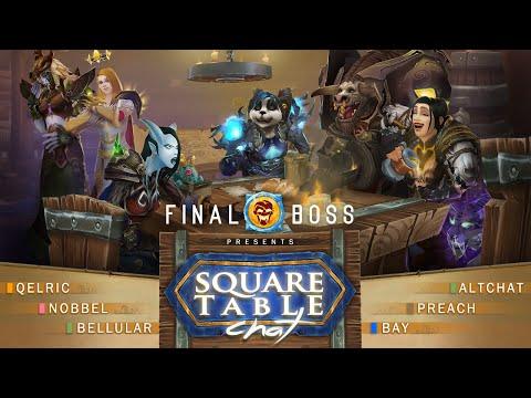 Final Boss #91 - Preach, Nobbel, Qelric, Bellular & Alt Chat