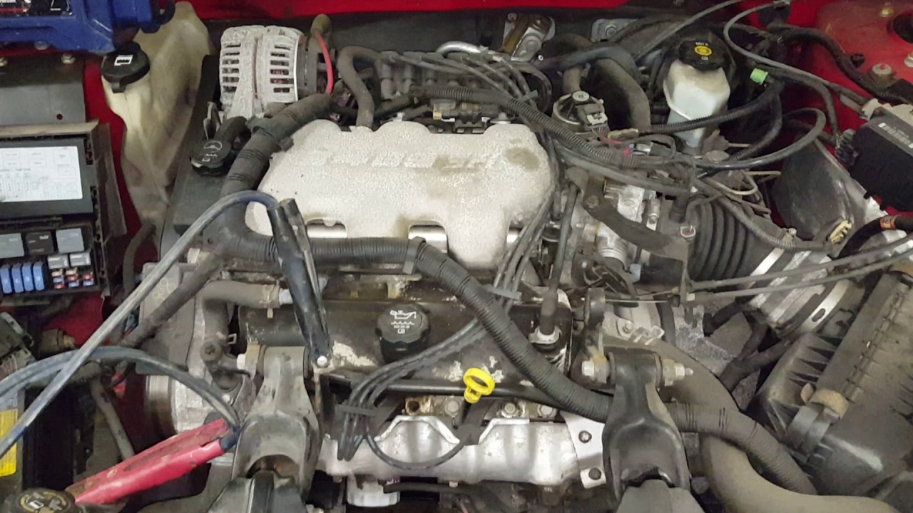 4l engine diagram 3 cl1199 - 2005 chevy impala - 3.4l engine - youtube 2000 impala 3 4l engine diagram