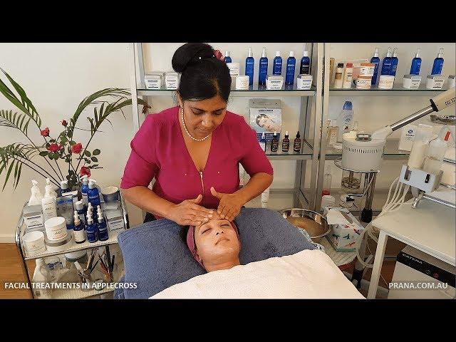 Facial Treatment - Facial Massage - Prana Applecross, Perth