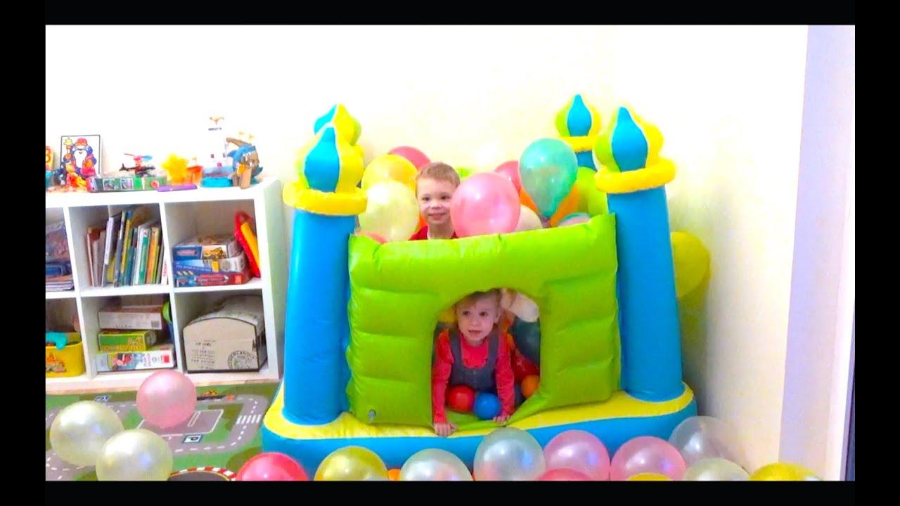 Предлагаем купить шарики для сухих бассейнов и палаток в интернет магазине детских товаров бабаду по низкой цене. Широкий выбор шаров и.