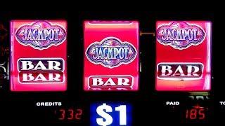 Blazin Triple Jackpot Slot BIG WIN | Miss Kitty Gold Bonus | $500 vs High Limit Lightning Link