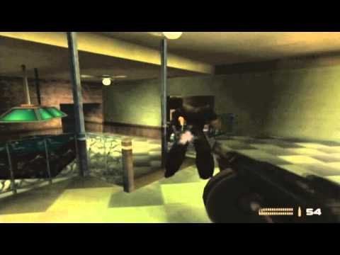 GCN Timesplitters 2 - (Story-Hard) 1932 CHICAGO - Downtown.