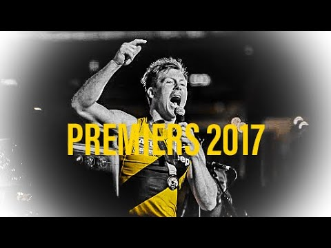 Richmond Football Club 2017- Premiers