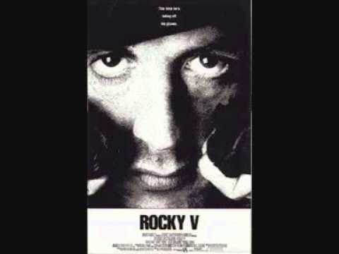 ROCKY V Soundtrack .. Go For It