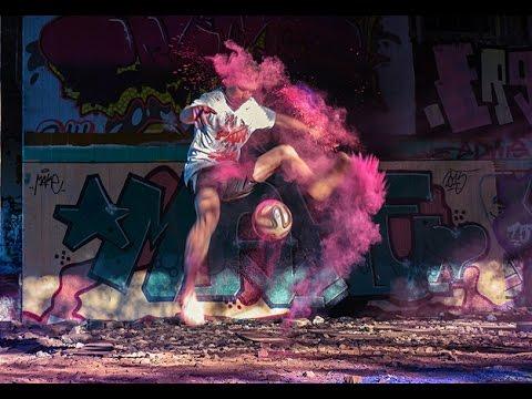 Holi Football Freestyle Edit | By DasHnezz