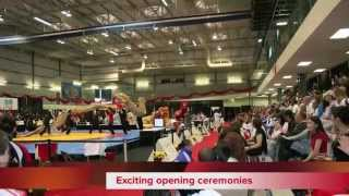Wrestling Championships at Millennium Place, Strathcona County