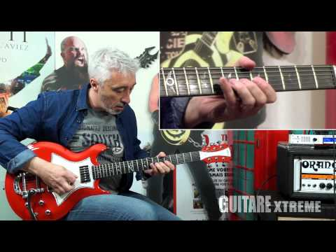 Florent Elter - Guitare Xtreme #69