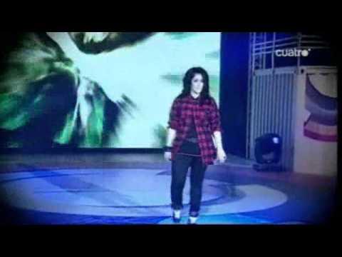 Coreo de Maribel del Pino, la nueva profe de New Style (Fama ¡a bailar! 5, Lunes 10/01/11)