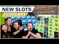 New Slots of February 2021