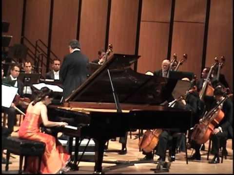Patricia García Torres,  Grieg Concerto para piano y orq. op 16 (cadenza 1er. mov).